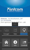 Screenshot of infcom