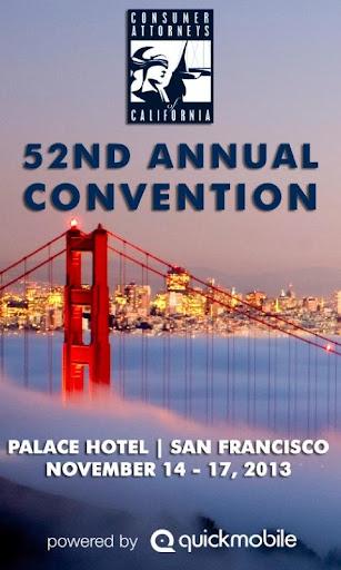 CAOC Convention 2013