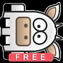 Tip Cow FREE logo