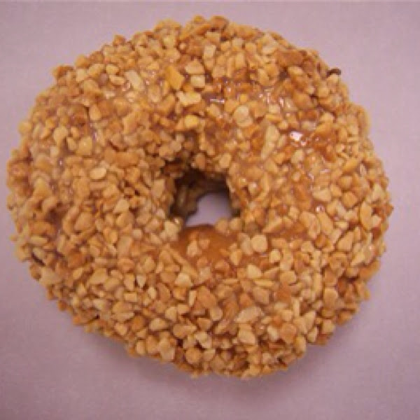 Their  donuts are made from flour called Bob's Old Red Mill, not that expensive but the finished pro
