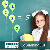 Grade 4 Math by GoLearningBus