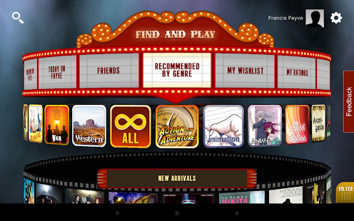 Fayve App - Watch Movies & TV - screenshot thumbnail