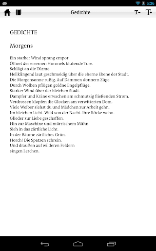 Deutsche Literatur 5