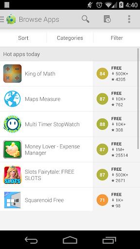 AppBrain App Market 9.7.2 screenshots 2