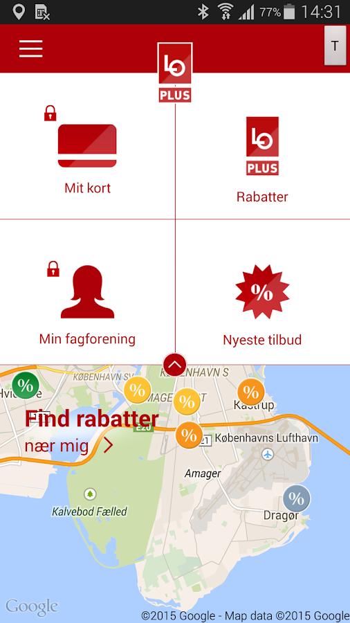 LO Plus Medlemskort – Android-apps på Google Play