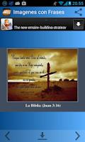 Screenshot of Imagenes con Frases Biblicas