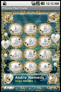 Princess Perl Dialer - screenshot thumbnail