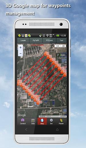 零度YS飛控地面站軟件