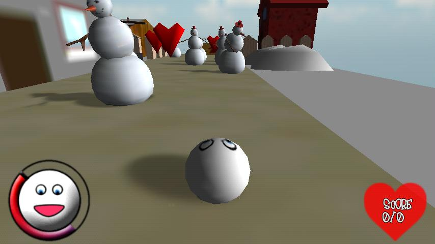 Mr.Snowby - screenshot