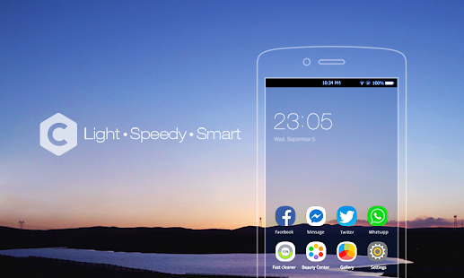 C Launcher – Themes, Wallpaper Screenshot 7