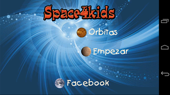 Solar system for kids- screenshot thumbnail