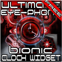 Bionic Clock Widgets icon
