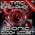 Bionic Clock Widgets icon