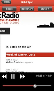 St. Louis Public Radio App - screenshot thumbnail