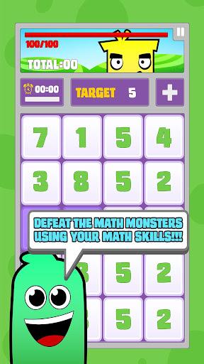 Math Monsters Saga Apk Download 9