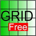 Grid Reference Free icon