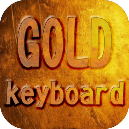 GOLD клавиатура LOGO-APP點子