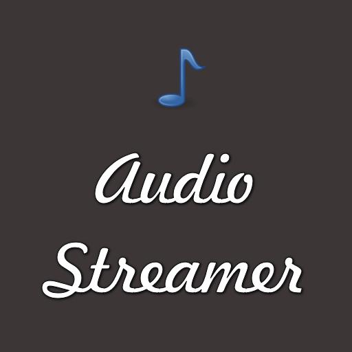 AudioStreamer LOGO-APP點子