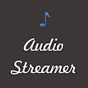 AudioStreamer logo