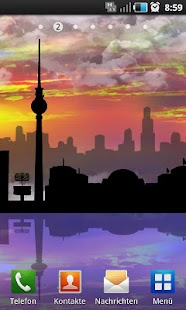 Skyline Scene LITE - screenshot thumbnail