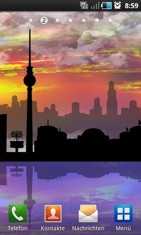 Skyline Scene LITE- screenshot