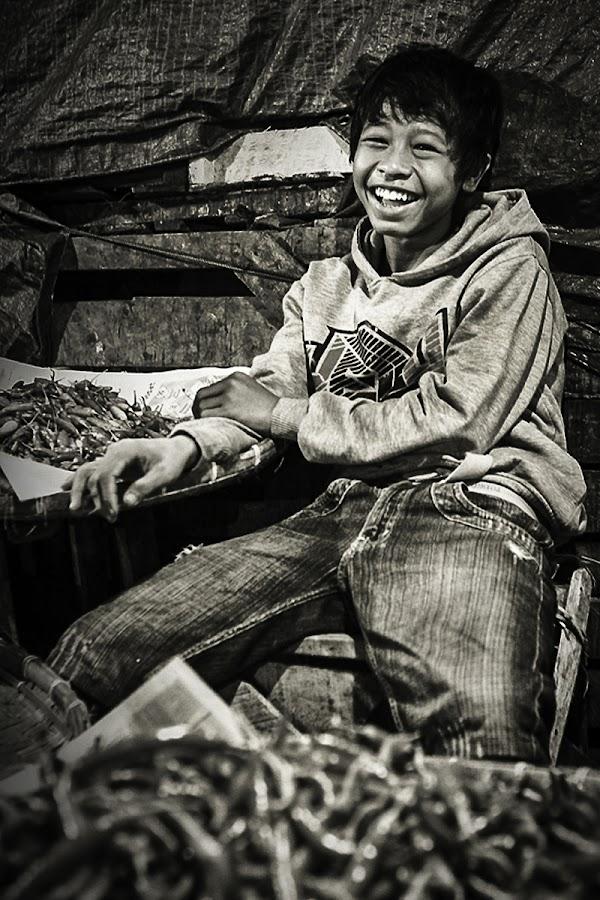 big smile by Tedy  Susanto - Babies & Children Children Candids