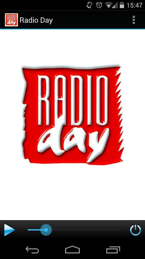 Radio Day- screenshot