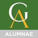 GA Alumnae inTouch icon