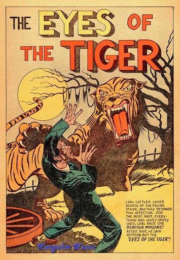 Eerie Comics 1 Avon 1947