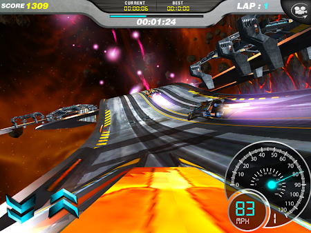 Alpha Tech Titan Space Racing 1.03 screenshot 69109