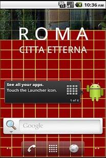 ROME ETTERNAL CITY