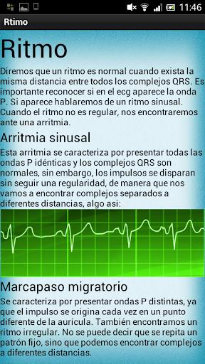 【免費醫療App】Electrocardiograma-APP點子