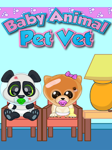 Baby Animal Pet Vet Doctor