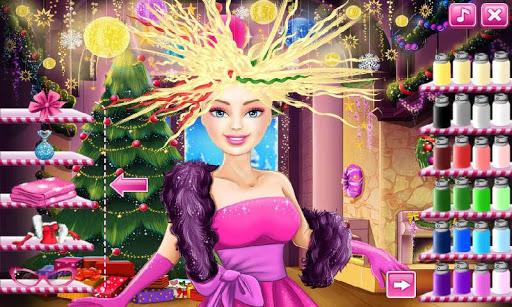 Christmas Makeup Salon