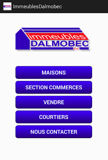Immeubles Dalmobec Inc.