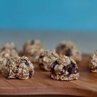 Healthy Cookie Bites.