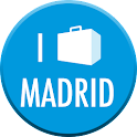 Madrid Travel Guide & Map icon