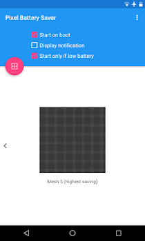 Pixel OFF Save Battery AMOLED