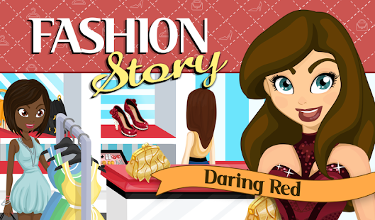 Fashion Story: Daring Red- screenshot thumbnail
