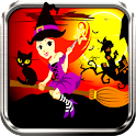 WITCH COINS UNLIMITED SHOOTER icon