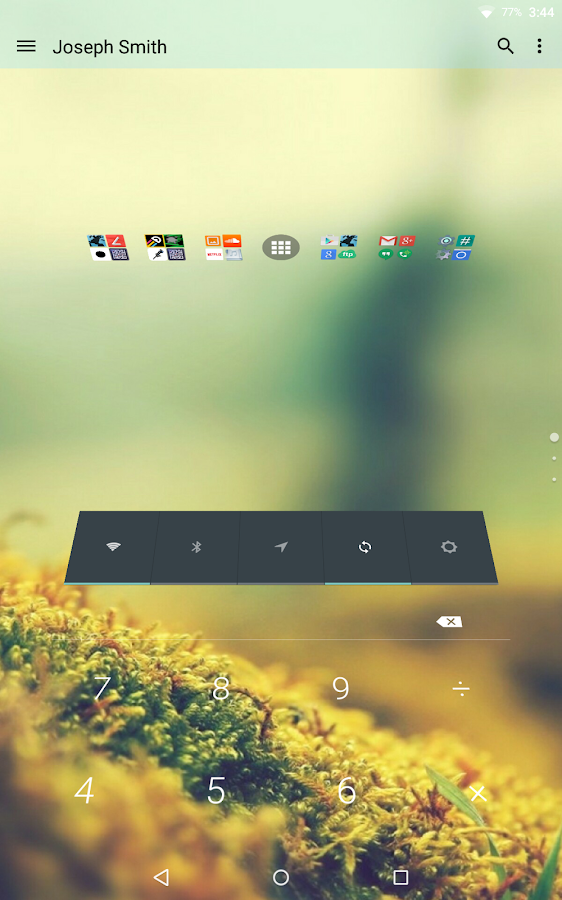 Lucid Launcher Pro- screenshot