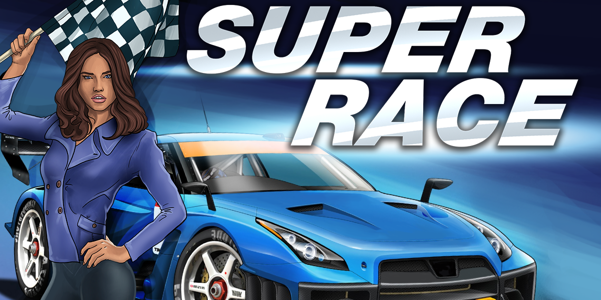 Super race - screenshot