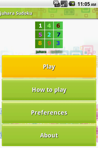 juhara Sudoku