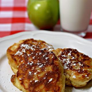Easy Apple Fritter