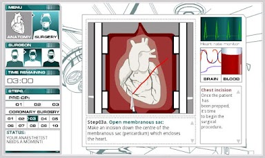 Amateur Surgeon: Heart Surgery v2.28.48099 Apk