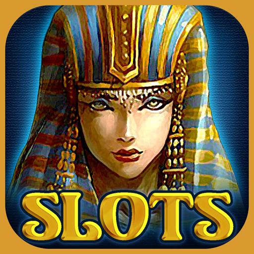 Slots Cleopatra's Gold Pokies LOGO-APP點子