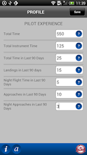 ASI Flight Risk Evaluator - screenshot thumbnail