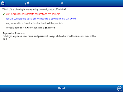 Microsoft MCSD Web App Exams - screenshot thumbnail