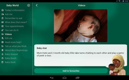 Baby Buddy - Pregnancy, birth & baby support 2.5.1 screenshots 9