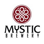 Logo for Mystic Brewery